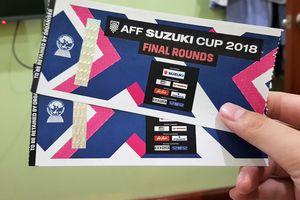Còn 30 vé AFF Cup chưa có người nhận qua VNPost