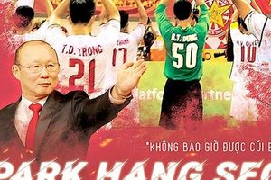 HLV Park Hang-seo cùng tuyển Việt Nam lên... phim