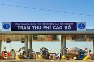 Giao quyền thu phí cao tốc Cầu Giẽ - Ninh Bình cho Yên Khánh: Hỏi Bộ KH&ĐT là sai?