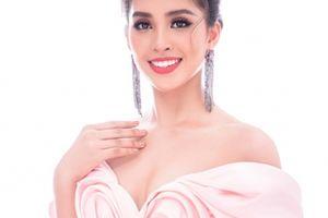 Trần Tiểu Vy chắc suất trong Top 30 Hoa hậu Thế giới 2018