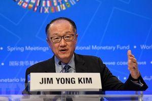 Ngân hàng Thế giới chi 200 tỷ USD ứng phó biến đổi khí hậu