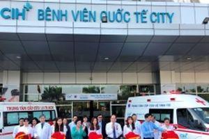 Ra mắt trạm vệ tinh cấp cứu 115 TP Hồ Chí Minh tại CIH
