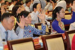 TP HCM chốt danh sách 30 cán bộ lãnh đạo được lấy phiếu tín nhiệm