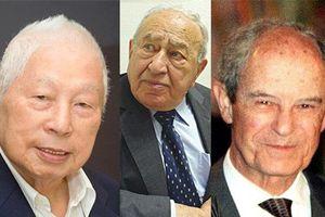 5 tỷ phú già nhất thế giới hiện nay