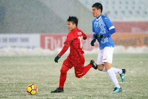 Giá trị chuyển nhượng của cầu thủ ĐTQG Việt Nam tăng vọt