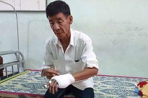 Thông tin mới nhất vụ Phó trưởng công an xã bị tố dùng dao đánh vỡ xương bàn tay người dân