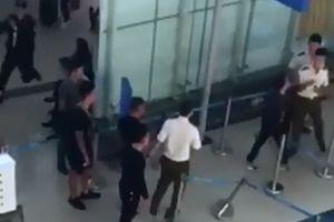 4 nhân viên an ninh bị phạt trong vụ gây rối tại sân bay Thọ Xuân