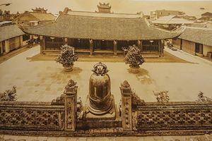 'Bách khoa thư' về đình, chùa Việt