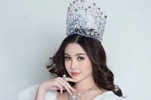 Lê Âu Ngân Anh xin cấp phép tham dự 'Miss Intercontinental 2018'