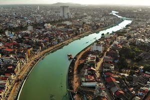Hải Phòng dự kiến tổ chức phố đi bộ dọc sông Tam Bạc