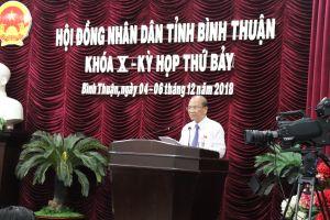 Gia tăng đòi nợ thuê, cho vay nặng lãi ở Bình Thuận