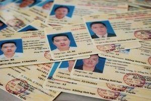 Thủ tục đổi giấy phép lái xe trực tuyến