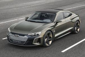 Xe điện Audi E-Tron GT sẽ xuất hiện trong 'bom tấn' Avengers 4