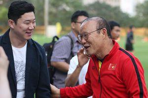 Huyền thoại bắn súng Hàn Quốc tiếp lửa thầy Park trước trận gặp Philippines