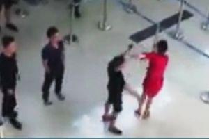 Nữ nhân viên bị đánh: Vì sao an ninh sân bay Thanh Hóa bị phạt?