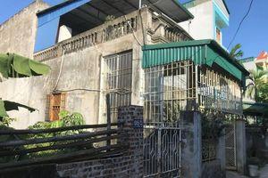 Thanh Hóa: Nhà ở Giám đốc doanh nghiệp bị ném 'bom xăng'