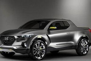 Hyundai sắp ra mắt xe bán tải giá dưới 20.000 USD