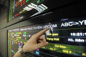 Tháng 11, khối lượng giao dịch trên UPCoM giảm 40% so với tháng trước