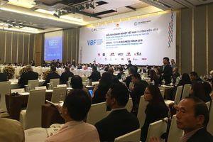 VBF 2018: Thủ tục hành chính ràng buộc phi hiệu quả phải được kiểm soát