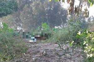 Điều tra vụ tài xế GrabBike tử vong với với vết thương trên cổ