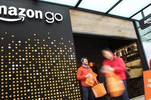 Amazon thử nghiệm công nghệ cửa hàng không thu ngân ở không gian lớn
