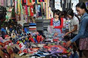 Khai mạc Hội chợ Kinh tế thương mại biên giới Việt-Trung lần thứ 18