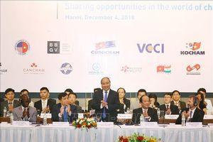 Môi trường kinh doanh Việt Nam hoàn toàn có thể 'ươm mầm' lên những doanh nghiệp lớn