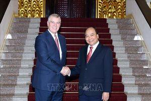Thủ tướng Nguyễn Xuân Phúc tiếp Công tước xứ York - Hoàng tử Anh