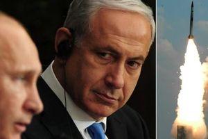 Sôi sục vì Iran ở Syria, kể cả S-300 do người Nga vận hành Israel cũng 'diệt' thẳng tay?