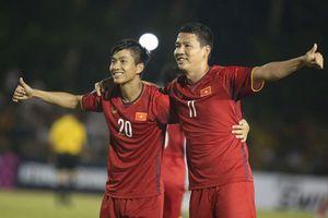 2 tiền đạo ĐT Việt Nam bất ngờ được CLB Thái Lan theo đuổi