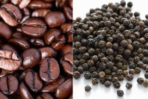 Cà phê, hồ tiêu quay đầu tăng giá sau phiên giảm chạm đáy