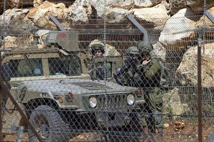 Israel phát hiện đường hầm quân sự dọc biên giới Lebanon