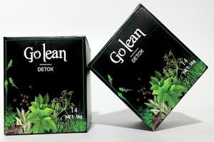 2 lô thực phẩm bảo vệ sức khỏe Go Lean Detox chứa chất cấm bị thu hồi