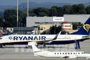 Ryanair tìm lối thoát cho cuộc đình công kéo dài suốt một năm