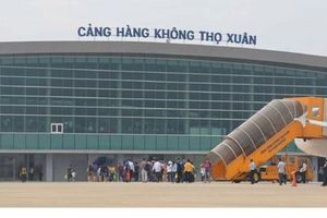 Chính thức xử phạt 4 nhân viên an ninh Cảng hàng không Thọ Xuân