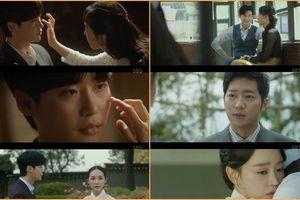 Khán giả Hàn khen ngợi diễn xuất của Lee Jong Suk và Shin Hye Sun trong 'Death Song'