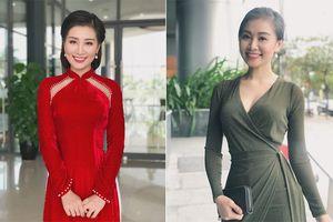 Chân dung nữ giảng viên xinh đẹp rạng ngời lọt vào Chung kết Người mẫu Quý bà Việt Nam