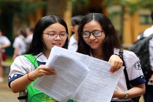 Công bố mới nhất của Bộ Giáo dục và Đào tạo về thay đổi trong kỳ thi THPT quốc gia 2019