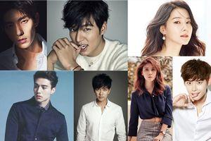 Tổng hợp các nam và nữ diễn viên điển trai, xinh đẹp mang cùng họ Lee, bạn yêu thích ai nhất?