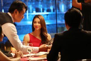 Hoa hậu Phạm Hương kêu gọi bảo vệ loài tê tê