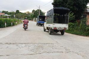 Thừa Thiên Huế: Đường xuống cấp, dân khổ sở