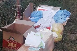 Thanh Hóa: Phát hiện thi thể một trẻ sơ sinh bên vệ đường
