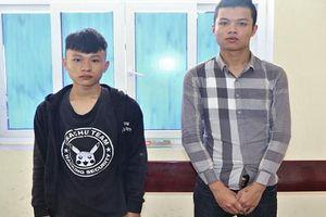 Hà Tĩnh: Thực hiện hơn 20 vụ trộm trong 2 tháng, thu lợi bất chính 110 triệu đồng