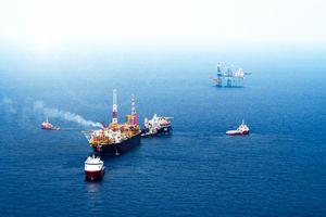 PVEP khai thác 3,9 triệu tấn quy dầu, về đích trước 28 ngày kế hoạch năm 2018