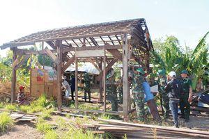 Bộ đội Biên phòng tỉnh Đắk Lắk - Một số kinh nghiệm trong công tác vận động đồng bào dân tộc thiểu số vùng biên giới