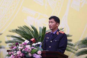 Hà Nội: Năm 2018, khởi tố gần 6.756 vụ án