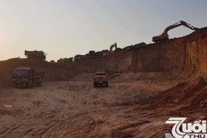 Lộ mặt kẻ đánh cắp tài nguyên Quốc gia tại huyện Lục Ngạn