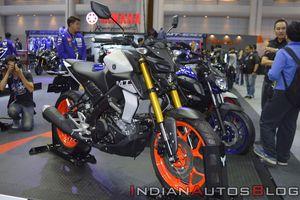 Hình ảnh Yamaha MT-15 tại triển lãm Thai Motor Expo 2018