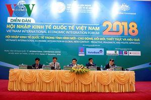 Việt Nam tiếp tục đẩy mạnh hội nhập kinh tế quốc tế