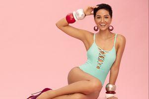 H'Hen Niê tung bộ ảnh bikini khi tham dự Miss Universe 2018
